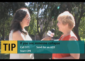 yourhealth: AEDs Save Cardiac Arrest Victims